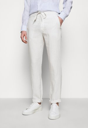 TROUSERS - Stoffhose - ice