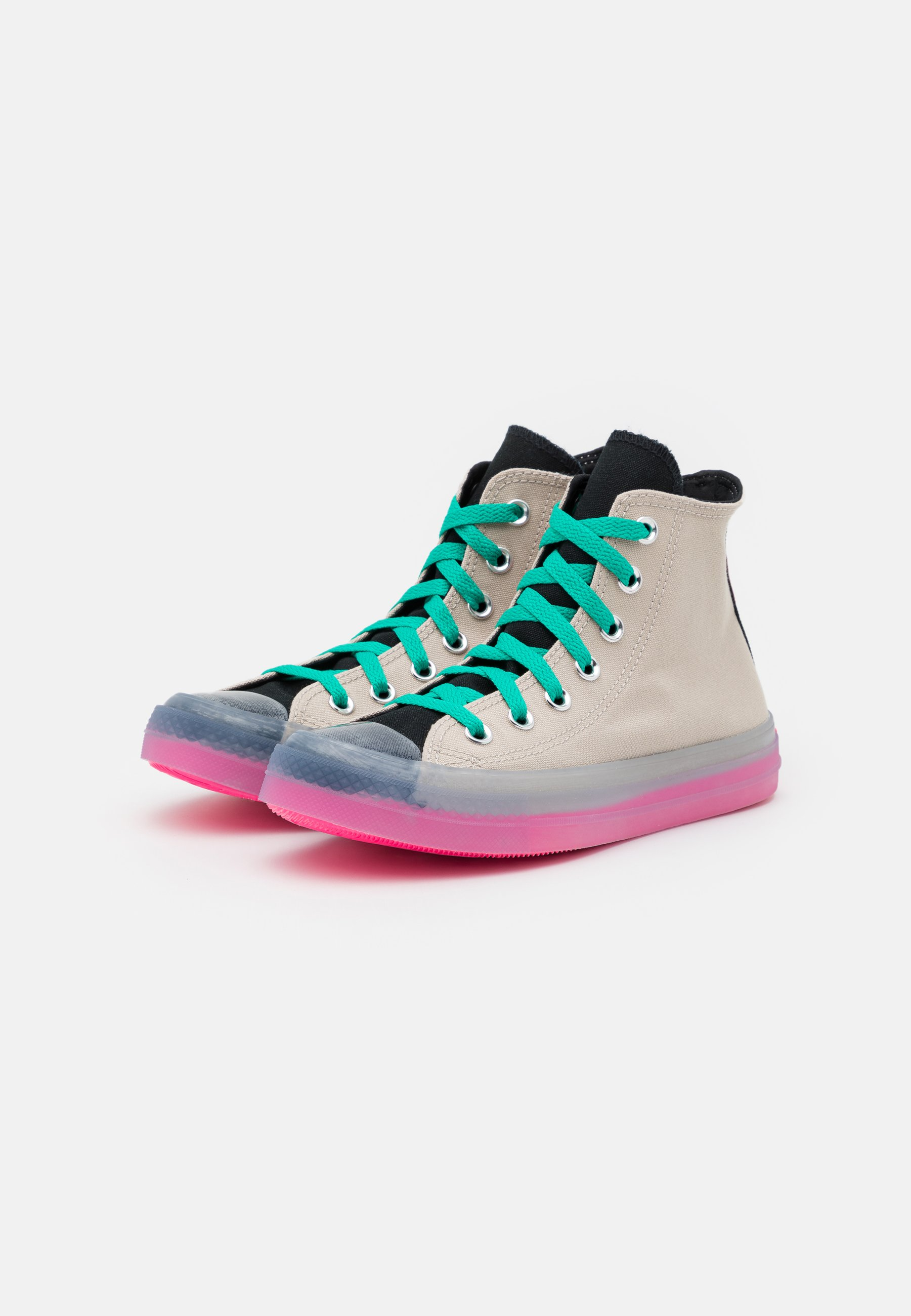 CHUCK TAYLOR ALL STAR CX - Sneakers alte - string/hyper pink/black