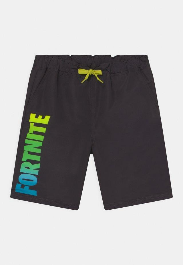 NKMFORTNITE MADOX - Surfshorts - black