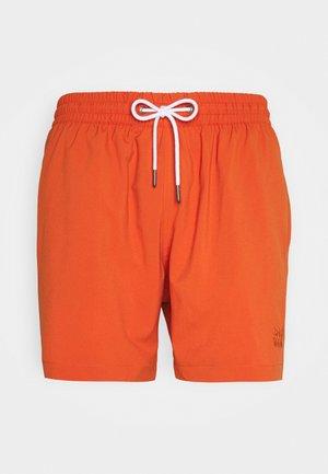 BAY SWIM - Swimming shorts - saffron orange