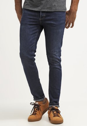 Džíny Slim Fit - dark blue denim