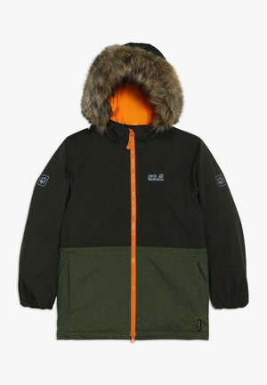 BANDAI JACKET KIDS - Winter jacket - antique green