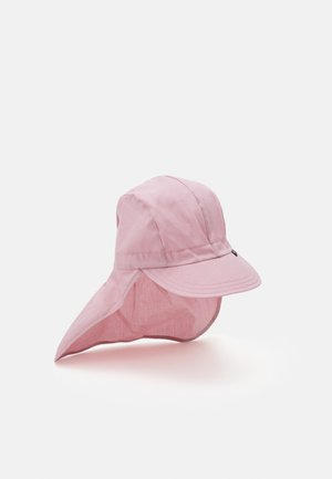 KIDS MIT NACKENSCHUTZ UNISEX - Hat - strawberry cream
