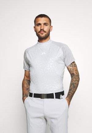 BENGA GOLF  - Camiseta estampada - micro chip melange