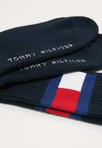 Tommy Hilfiger - FLAG  - Calcetines - dark navy - 2
