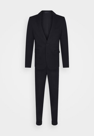 THE RELAXED SUIT  - Oblek - dark blue