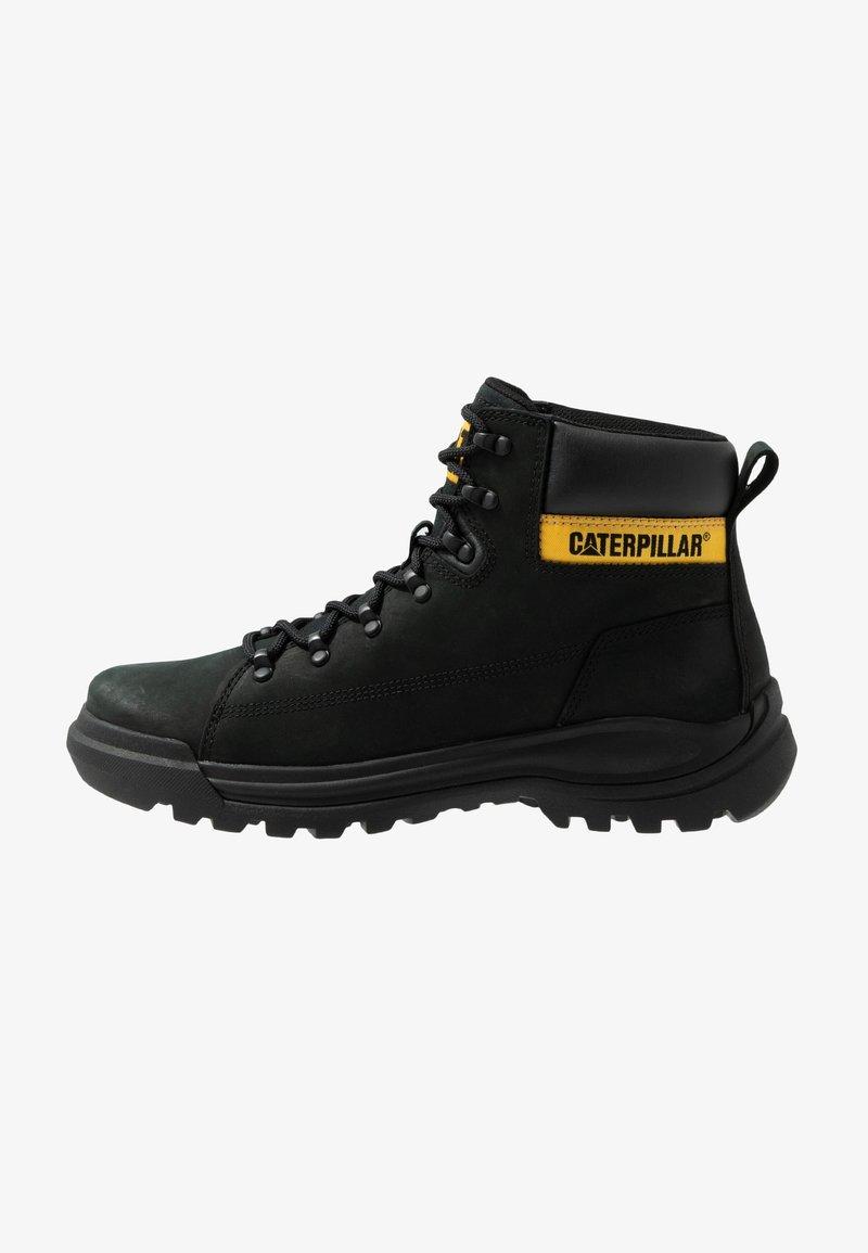 Cat Footwear - BRAWN - Schnürstiefelette - black
