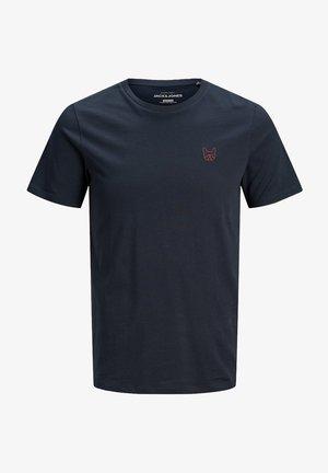 Camiseta básica - navy blazer