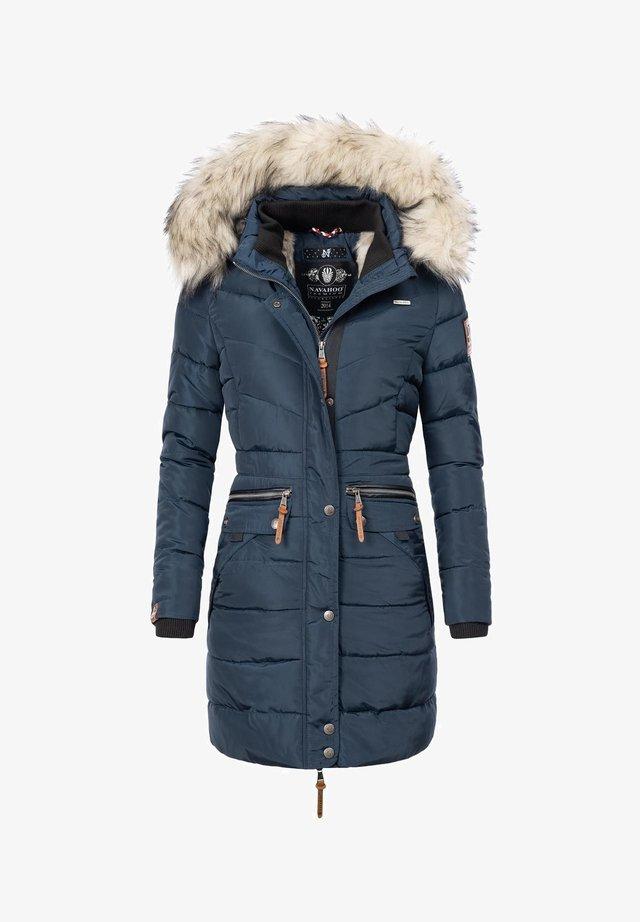 PAULA - Cappotto invernale - blue