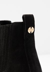 Superdry - THE EDIT CHUNKY CHELSEA - Ankle boots - black - 2
