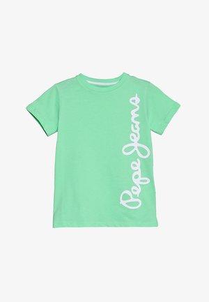 WALDO - T-shirt z nadrukiem - briant green