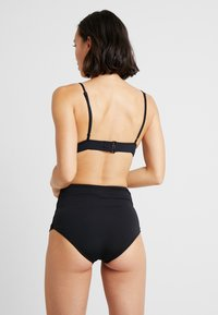 JETS Australia - HIGH WAISTED PANT - Bikini bottoms - black - 2