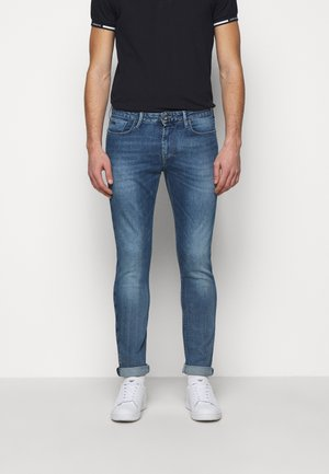 Slim fit jeans - blue denim