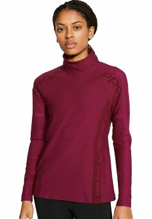 PRO HYPERWARM - Sweatshirt - bordeaux