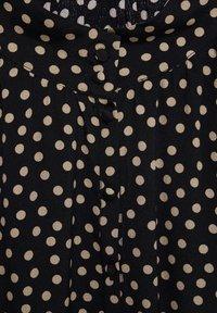 Mango - PEACH - Skjortebluser - noir - 6
