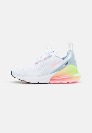 AIR MAX 270 SE - Baskets basses - white/arctic punch/light armory blue/black