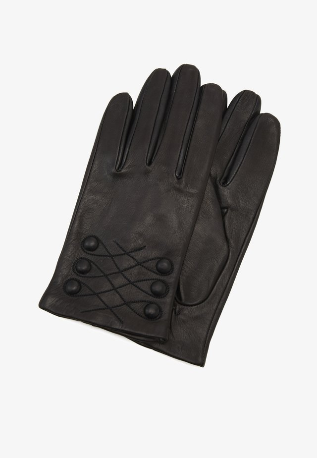 Gants - dark brown