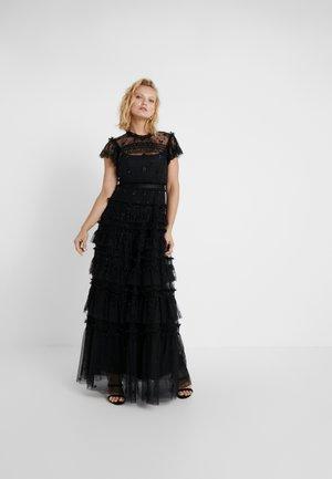 ANDROMEDA GOWN - Suknia balowa - ballet black