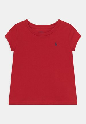 TEE - T-shirt basique - red