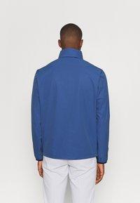 Polo Ralph Lauren Golf - HOOD ANORAK JACKET - Outdoor jacket - bastille blue - 2