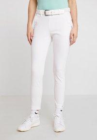 Kjus - WOMEN IKALA TREGGINGS - Trousers - white - 2
