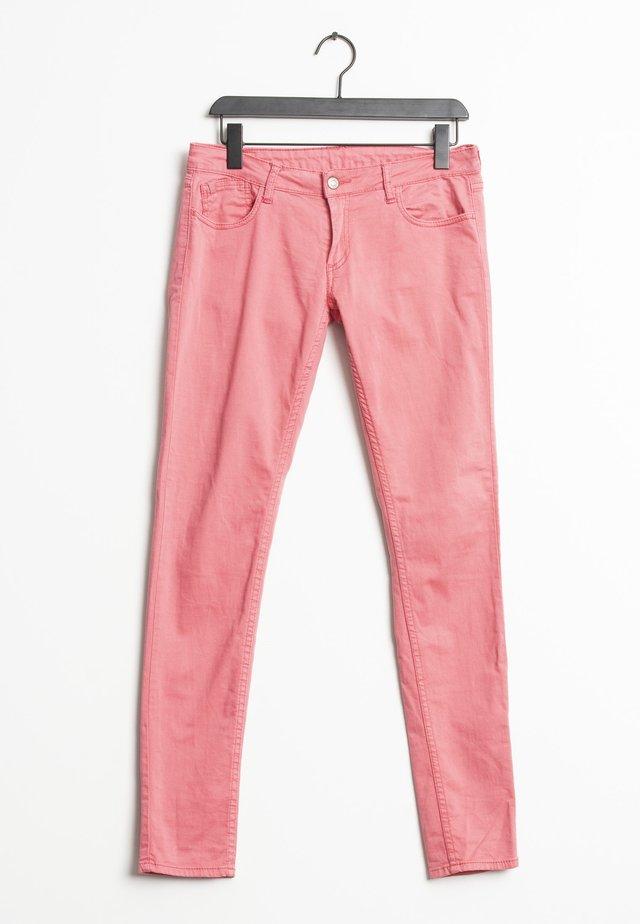 Slim fit jeans - pink