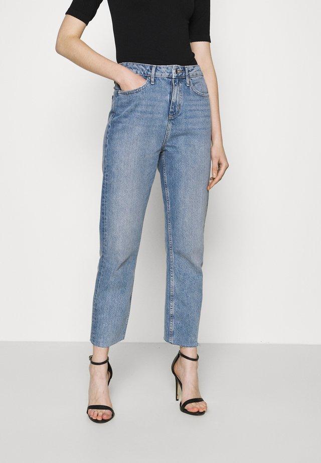 LIGHT MID - Jeans slim fit - mid blue