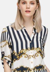 HELMIDGE - Button-down blouse - weiss - 3