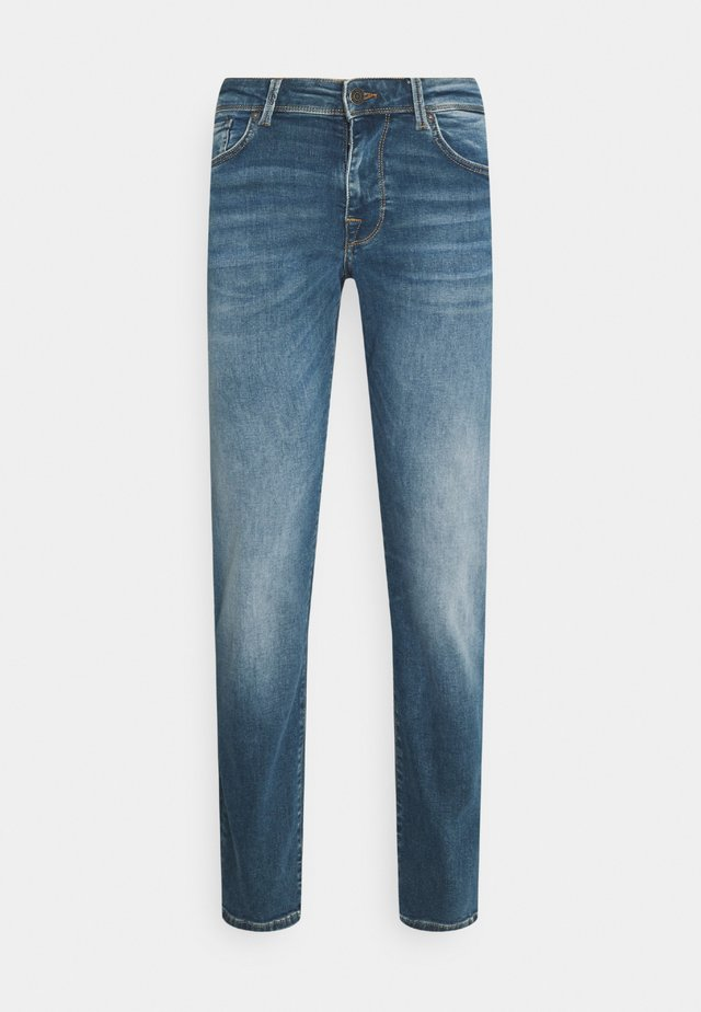 SLHSTRAIGHT SCOTT - Jean droit - medium blue denim