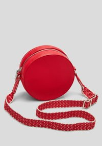 s.Oliver - CITY  - Across body bag - red - 4