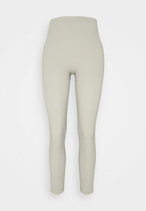 VMEVE - Leggings - Stockings - mineral gray