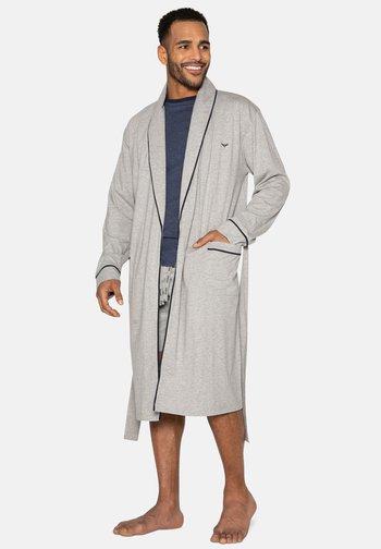 VIRGO - Dressing gown - grau