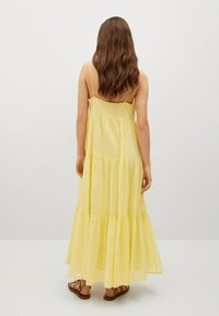 Mango - COTTON - Maxi dress - gul - 2