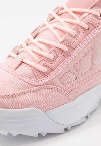 Kappa - RAVE SUN - Sports shoes - rosé/white - 5