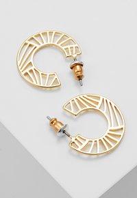 Pilgrim - EARRINGS ASAMI - Earrings - gold-coloured - 2