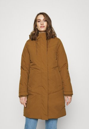 SKY - Winter coat - rust brown