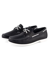 Travelin - Boat shoes - blue - 1