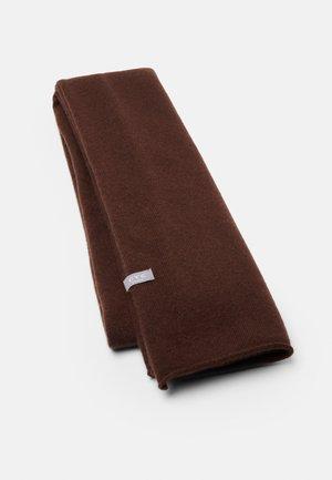 SCARF - Sjaal - dark brown