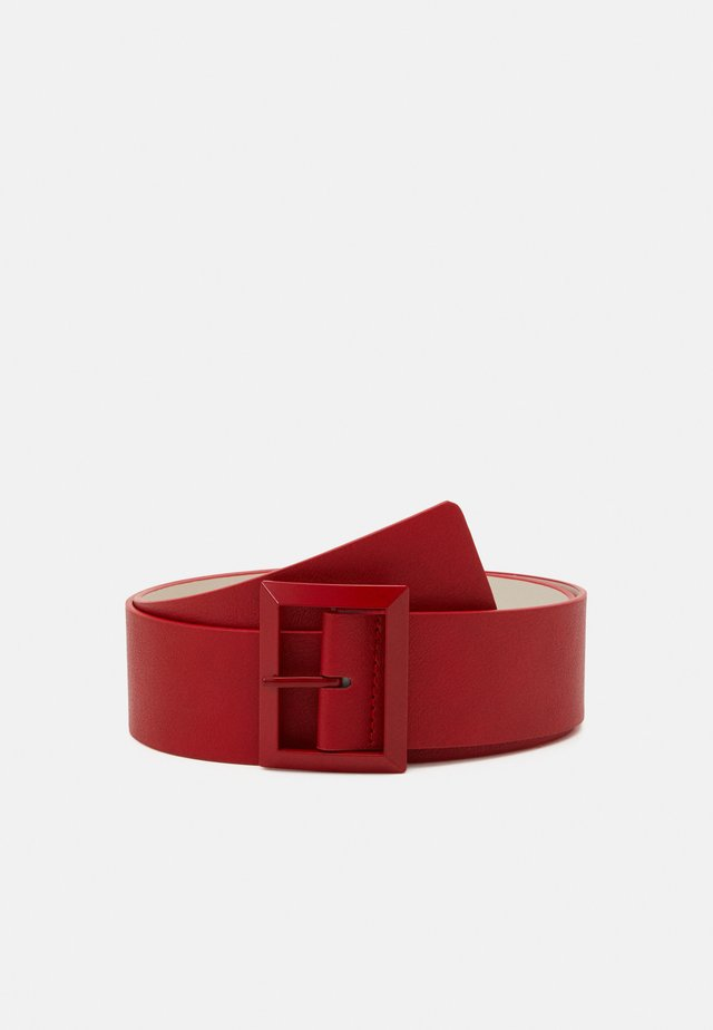 BELT - Taljebælter - red