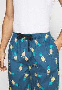 Lousy Livin Underwear - PANT ANANAS - Pyjama bottoms - blue dive - 4