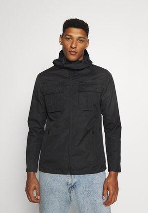 COVE - Summer jacket - black