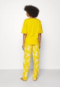 Marks & Spencer London - TROPICAL  - Pyjamas - yellow mix - 2