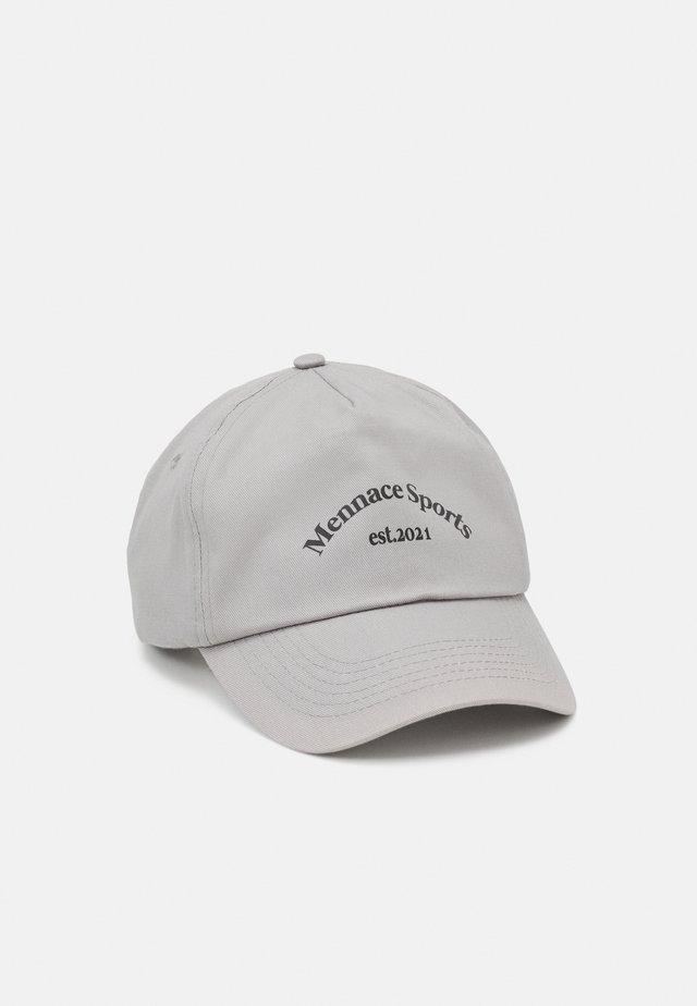 SPORTS BASEBALL UNISEX - Cap - grey