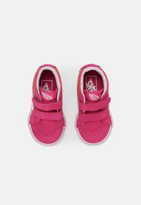 Vans - SK8-MID REISSUE - Sneakers hoog - neon animal leopard/pink - 3