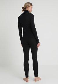 Hanro - LONGLEG - Leggings - Stockings - black - 2
