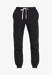Champion - CUFF PANTS - Tracksuit bottoms - black - 3