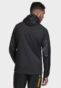 adidas Performance - Sports jacket - black - 3