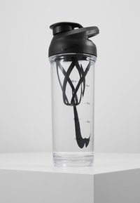 Nike Performance - HYPERCHARGE SHAKER BOTTLE - Drink bottle - clear/black - 0