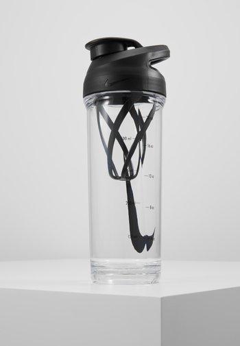 HYPERCHARGE SHAKER BOTTLE - Drink bottle - clear/black