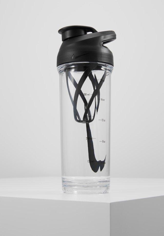 HYPERCHARGE SHAKER BOTTLE - Vattenflaska - clear/black